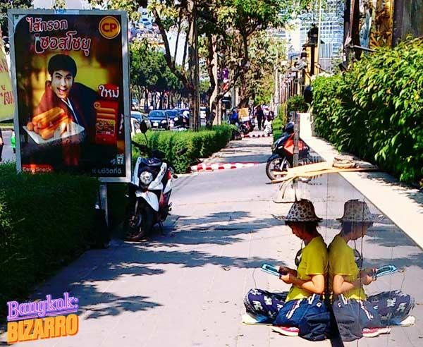 Clases sociales en Tailandia