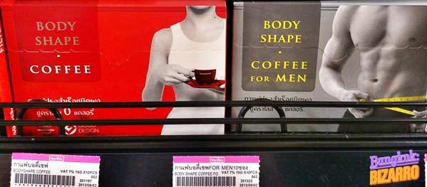 Café para perder peso Tailandia