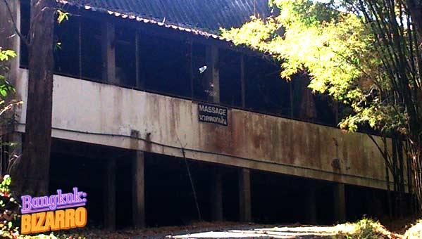 Casa de masaje en Tailandia