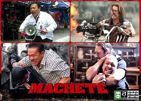 Chuwit Kamolvisit es Machete