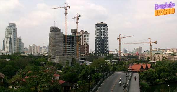 Condos en Sukhumvit Bangkok