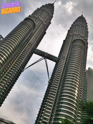 Kuala Lumpur torres petronas KLCC
