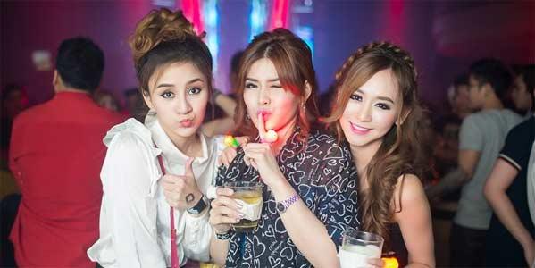 Chicas tailandesas