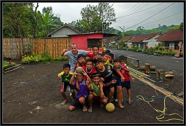 Sempol niños Indonesia