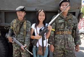 Golpe de Estado en Tailandia 2006
