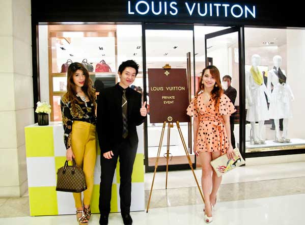 Louis Vuitton Tailandia