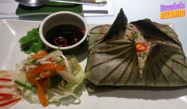 Comida vietnamita vegetariana