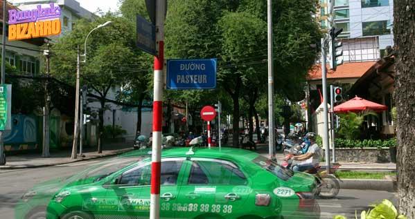 Pasteur en Saigón