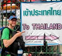 Tailandia frontera
