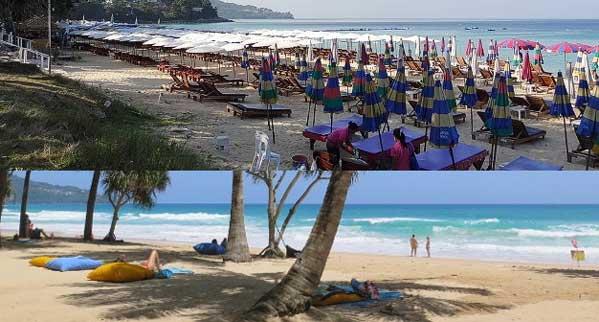 Playas en Tailandia