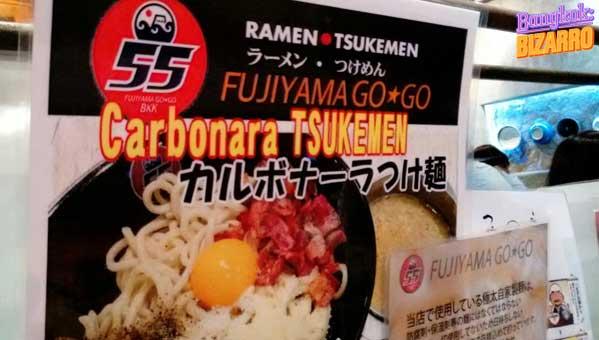 Ramen Fujiyama Go Go 55