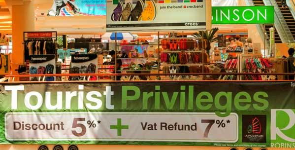 compras en bangkok descuentos