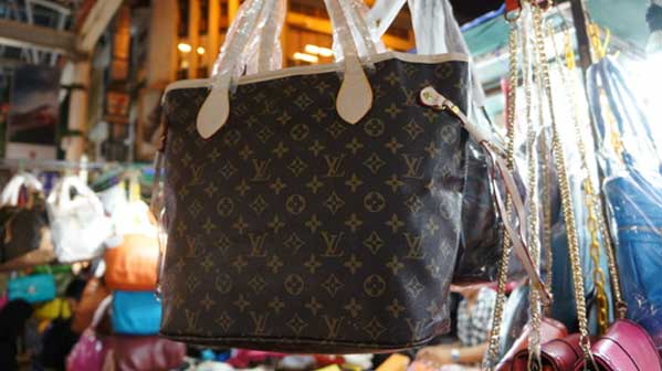 Louis Vuitton falso