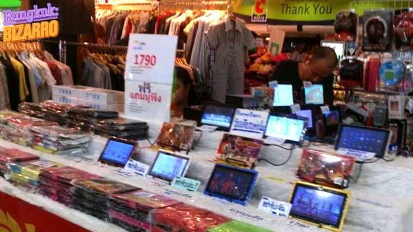 Tabletas Android Tailandia