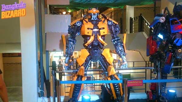 transformers Tailandia