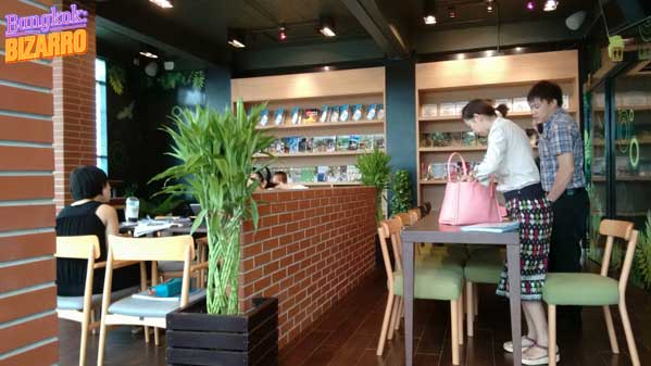 Amazon Coffee Vientiane