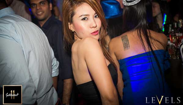 Levels disco Bangkok