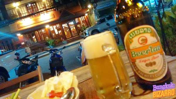 Cerveza Lao
