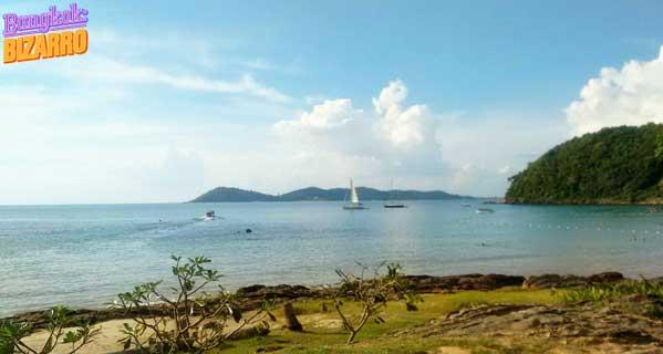 Veleros playa Ao Phrao Samed
