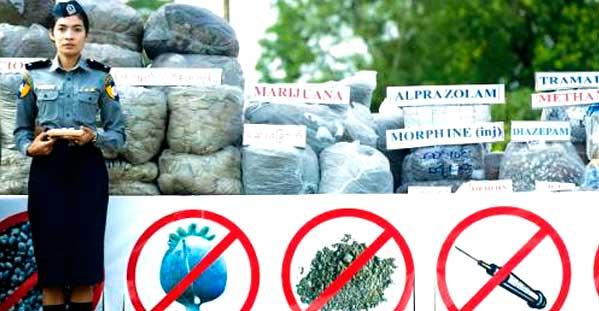 Drogas Ayuthaya