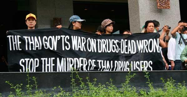 Guerra droga Thaksin