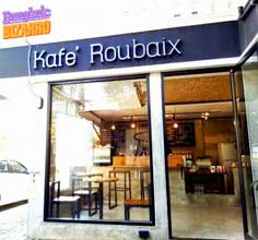 Kafe Roubaix ciclistas Chiang Mai