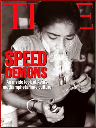 Time speed portada metanfetamina tailandia