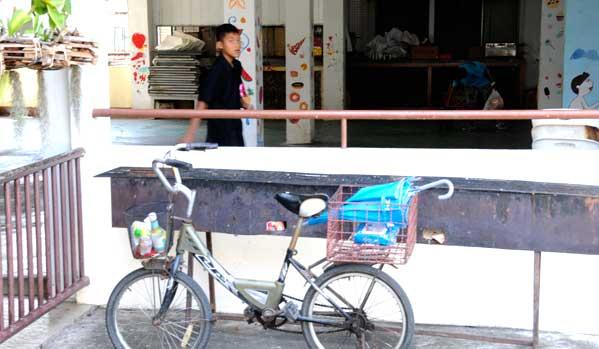 Exteriores de la Casa de los Niños. Foto: LGJ.