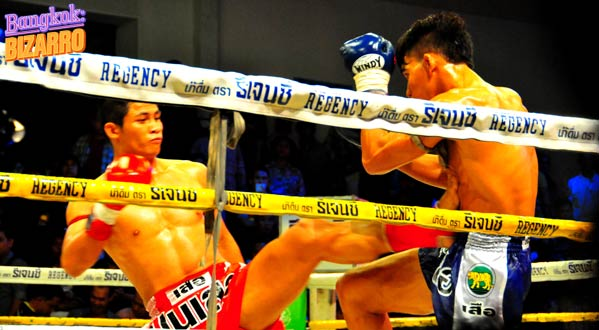 Peleas Muay Thai channel 7 Bangkok
