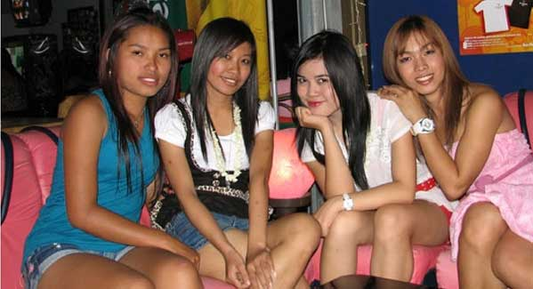 Chicas Udon Thani