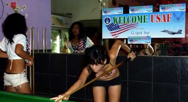 G-Spot bar Udon Thani Isaan