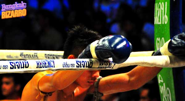 Ver combates de Muay Thai en Bangkok