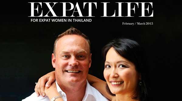 expatriados trabajar en Tailandia