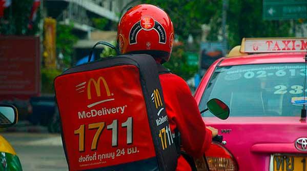 McDonald's Tailandia