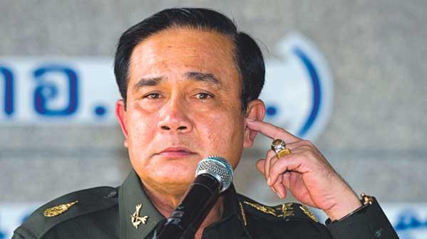 Prayuth Chan-ocha Tailandia