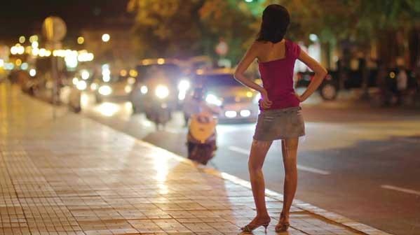 chicas de calle
