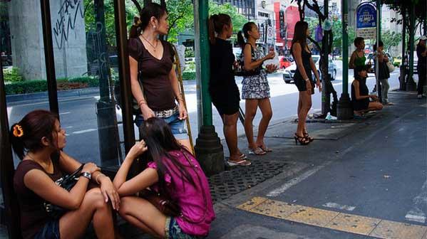 putas callejeras nana bangkok