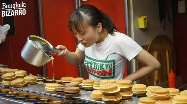 Mujer taiwanesa