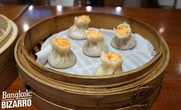 Dim sum Din Tai Fung 101