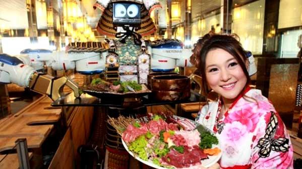 Restaurante Hajime Bangkok