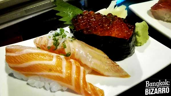 sushi nagiya bangkok