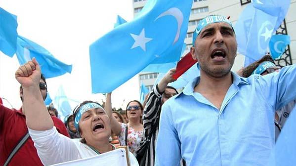 ankara chinos turquía uighur