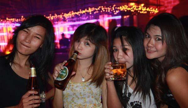 Pattaya chicas