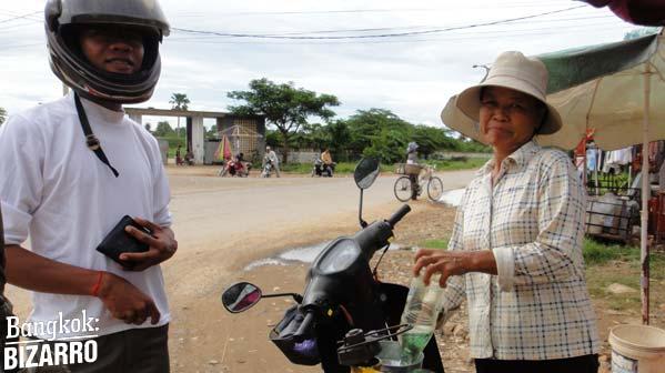 gasolina camboya