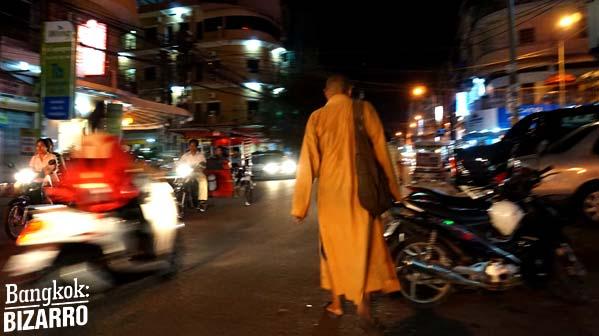 monjes camboya phnom pehn