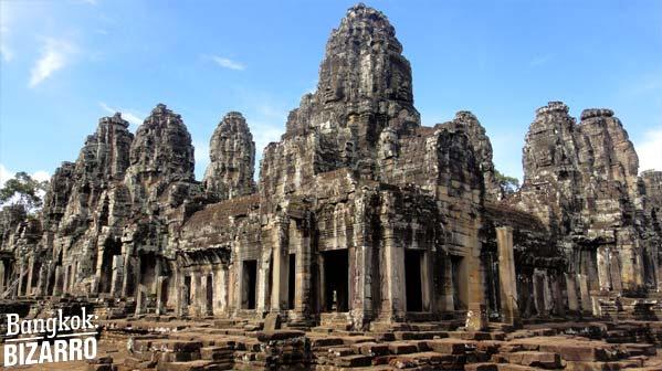Ruinas Angkor Siem Reap