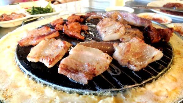 mapogalbi comida coreana cerdo
