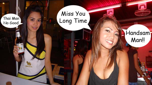 ingles bar girl tailandia