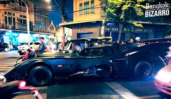 batmovil Tailandia