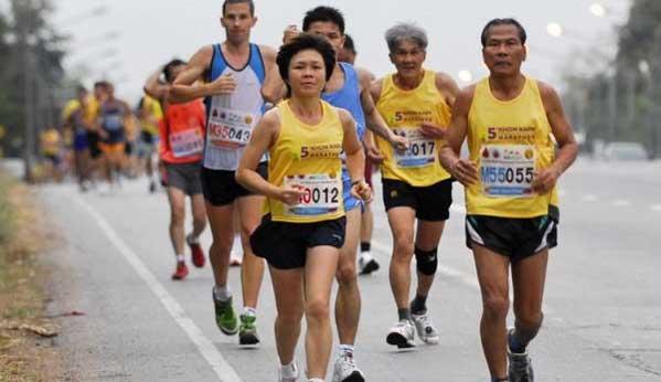 Maratón de Khon Kaen